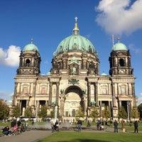 10/11/2012 tarihinde Ayo A.ziyaretçi tarafından Berlin Katedrali'de çekilen fotoğraf