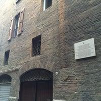 Photo taken at Palazzo Pepoli - Museo della Storia di Bologna by Elvira K. on 9/20/2015