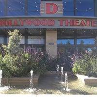 Photo taken at Regal Cinemas SouthGlenn 14 by Ali R. on 10/16/2012