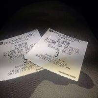 Photo taken at Regal Cinemas Jack London 9 by Aaron M. on 8/25/2013