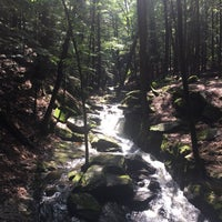Photo taken at Chesterfield Gorge State Park by Betsy L. on 7/28/2018