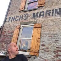 Photo taken at Lynch's Marina by Betsy L. on 9/23/2017