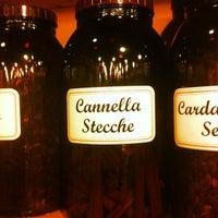 Photo taken at La Chiccoteca Bio Food by Luca B. on 1/10/2014
