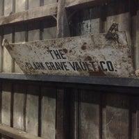 Photo taken at clark steel vault company by Matt M. on 4/10/2014