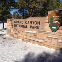 Foto tirada no(a) Grand Canyon National Park por Toshiki O. em 12/28/2012