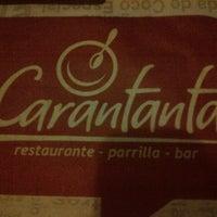 Foto diambil di Carantanta Restaurante oleh Werner Yamid S. pada 10/14/2012