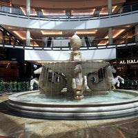 Photo taken at Mall of the Emirates Mosque مسجد مول الإمارات by Dave A. P. on 3/30/2013