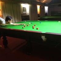 Photo taken at GT Snooker by Ezzah W. on 6/11/2016