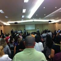 Photo taken at Igreja Verbo da Vida by Júnior d. on 10/7/2012