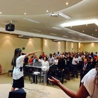 Photo taken at Igreja Verbo da Vida by Júnior d. on 1/12/2014