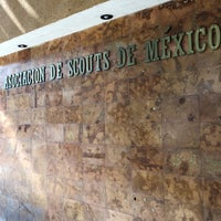 Photo taken at Asociación de Scouts de México, A.C. by Tanny M. on 1/3/2018