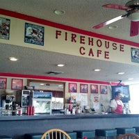 Photo taken at Firehouse Cafe by Ben B. on 4/6/2013