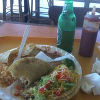 Photo taken at Los Cotijas Mexican Restaurant by Aaron C. on 9/30/2012