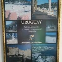 Photo taken at Embajada De Uruguay by Jeff D. on 12/3/2014
