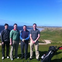 Photo taken at Ballybunion Golf Club by Paul K. on 4/27/2013