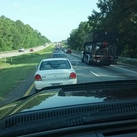 Photo taken at I-26 @ Columbia Rd (Exit 129) by Keven K. on 8/30/2013