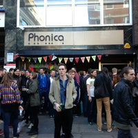 Photo taken at Phonica by Ji-Hye P. on 4/20/2013