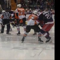 Photo taken at Adirondack Phantoms Professional Hockey by Chris A. on 10/13/2013