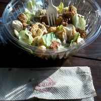 Photo taken at Daylight Salad by Mariana T. on 11/5/2013
