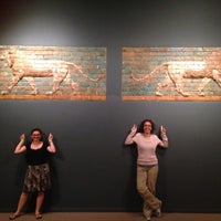 Photo taken at Ancient Near Eastern Art @ The Met by Giusy R. on 6/9/2015