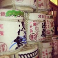 Photo taken at Orihara Shoten by Amy P. on 3/29/2013