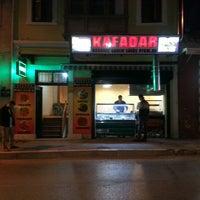 Photo taken at Kafadar by Engin D. on 3/31/2014