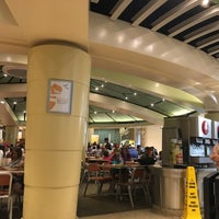 Photo taken at Atrium Cafe - Smithsonian's National Museum of Natural History by Vince L. on 8/6/2017