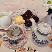 Photo taken at Richmond Tea Rooms by Ceff M. on 10/3/2014