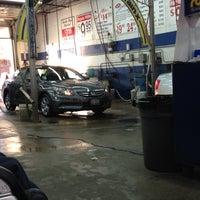 Photo taken at We Wash by Jorge V. on 12/12/2012