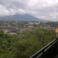 Photo taken at Bukit Gumati by I Wayan Bagiartana on 1/23/2013