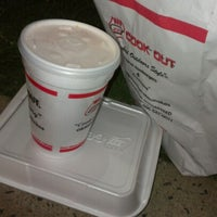 Photo taken at Cook Out by Cizzurp 2. on 10/15/2012