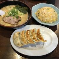 Photo taken at 博多ラーメン 長浜や 笹塚店 by hissy on 8/22/2017