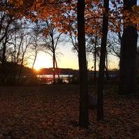 Photo taken at Jennings Bay, Lake Minnetonka by Malorie L. on 10/22/2014