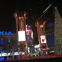 Photo taken at LA Live by Jen P. on 12/25/2012
