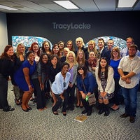 Photo taken at Tracy Locke by Tiffanie H. on 10/24/2014