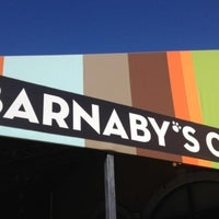 Photo taken at Barnaby's Cafe by Andrew P. on 1/12/2013