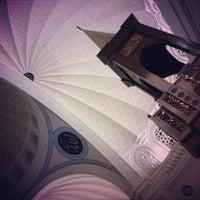 Photo taken at Masjid Wilayah Persekutuan by Paan J. on 9/27/2012