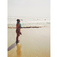 Photo taken at Kuta Beach by indra daniel m. on 9/29/2013
