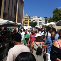 Photo taken at Mercato di Porta Portese by Luthfi S. on 7/21/2013