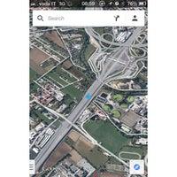Photo taken at Raccordo A4 - A58 / (TO-TR) - (Tang. est. esterna di Milano) by Luthfi S. on 9/14/2013