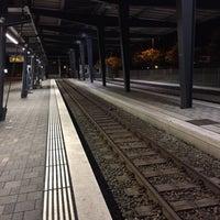 Photo taken at Bahnhof Esslingen by Daniel on 9/27/2017