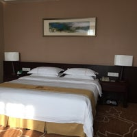 Photo taken at Pioneer Hotel Xintang by Daniel on 3/1/2017