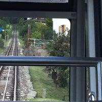 Photo taken at Funicolare Mendola - Mendelbahn by Daniel on 7/5/2017