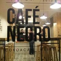 Foto tomada en Café Negro por Puerco el 7/6/2013