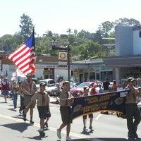 Photo taken at La Mesa Village (Downtown) by LaDawn H. on 5/31/2014