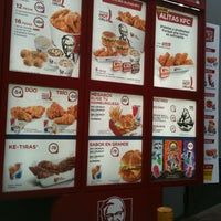Photo taken at KFC by Raul R. on 2/16/2013