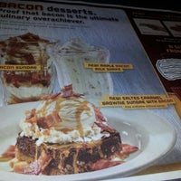 Photo taken at Denny's by Krystal L. on 3/26/2013