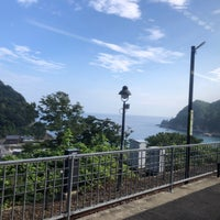 Photo taken at Amarube Station by にやりん on 8/24/2018