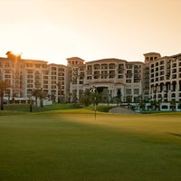 Photo taken at The St. Regis Saadiyat Island Resort by Visit Abu Dhabi on 3/31/2013