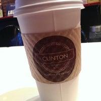 Photo taken at Clinton Bakery Café by jessejo on 3/21/2014